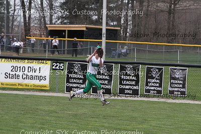 WBHS Softball at Perry-34