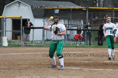 WBHS Softball at Perry-91