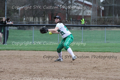 WBHS Softball at Perry-60