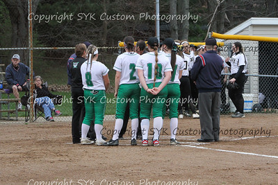 WBHS Softball at Perry-3