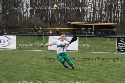 WBHS Softball at Perry-25