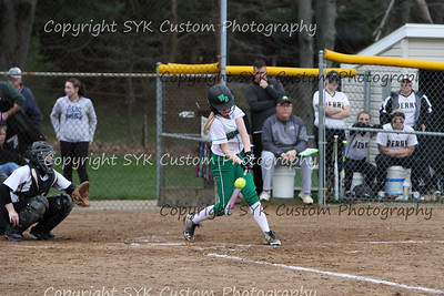 WBHS Softball at Perry-80
