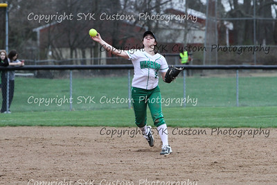 WBHS Softball at Perry-61