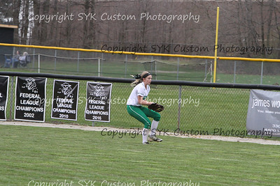 WBHS Softball at Perry-37