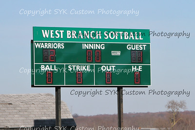 WBHS Softball vs Canfield-28