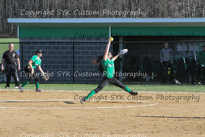 WBHS Softball vs Carrollton-91