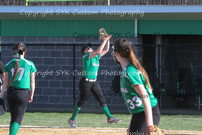 WBHS Softball vs Carrollton-31