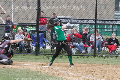 WBHS Softball vs Northwest 2-83