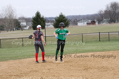 WBHS Softball vs Northwest 2-32