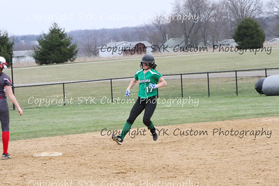 WBHS Softball vs Northwest 2-30
