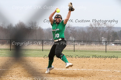 WBHS Softball vs Northwest 2-64