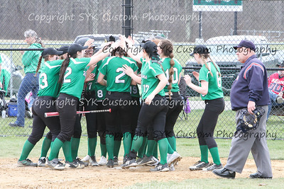 WBHS Softball vs Northwest 2-58