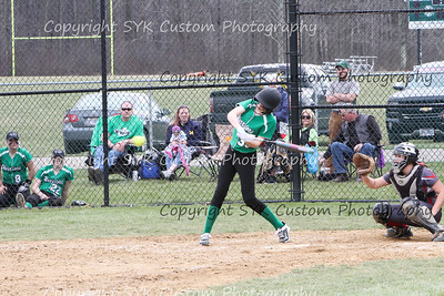 WBHS Softball vs Northwest 2-46