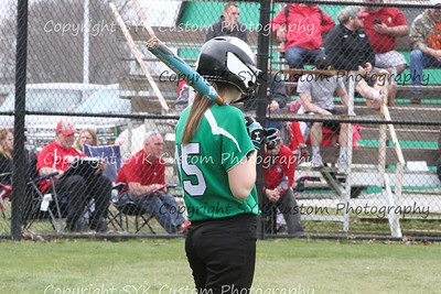 WBHS Softball vs Northwest 2-81