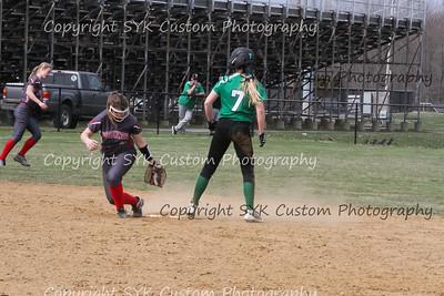 WBHS Softball vs Northwest 2-130