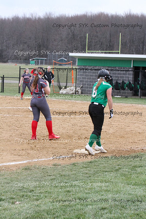 WBHS Softball vs Northwest 2-23