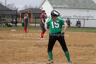 WBHS Softball vs Northwest 2-105