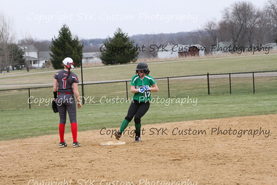WBHS Softball vs Northwest 2-31