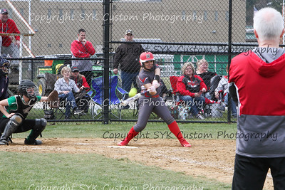 WBHS Softball vs Northwest 2-92