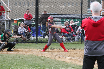 WBHS Softball vs Northwest 2-93