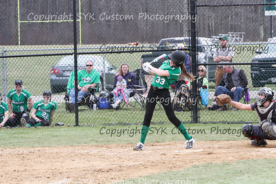 WBHS Softball vs Northwest 2-48