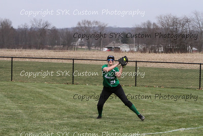 WBHS Softball vs Northwest 2-94