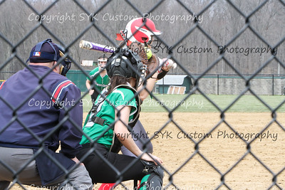 WBHS Softball vs Northwest 2-74