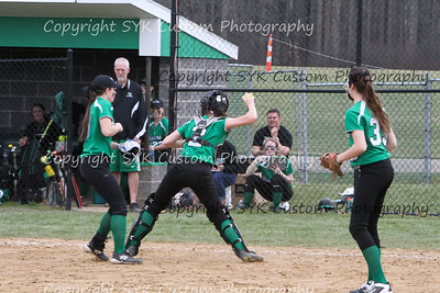 WBHS Softball vs Northwest 2-36