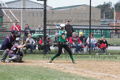 WBHS Softball vs Northwest 2-99