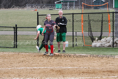 WBHS Softball vs Northwest 2-20