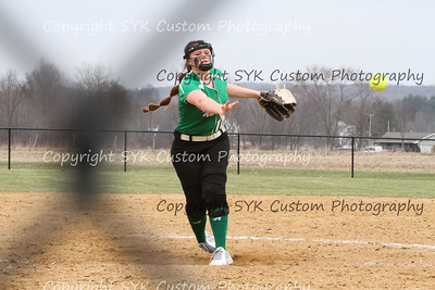 WBHS Softball vs Northwest 2-67