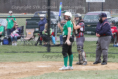 WBHS Softball vs Northwest 2-16