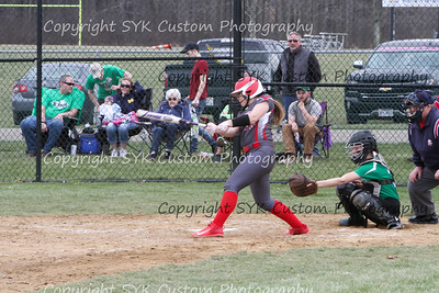 WBHS Softball vs Northwest 2-9