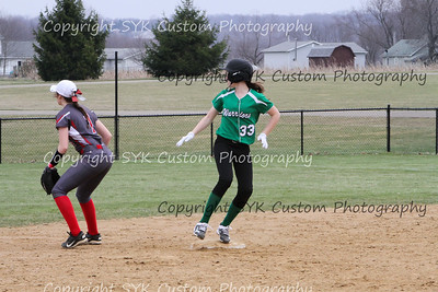 WBHS Softball vs Northwest 2-52