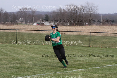 WBHS Softball vs Northwest 2-95