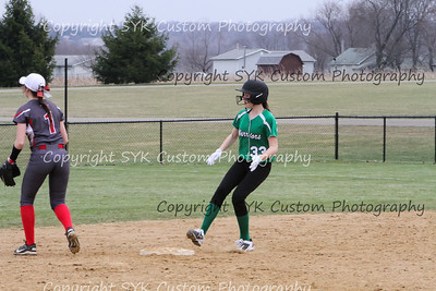 WBHS Softball vs Northwest 2-51