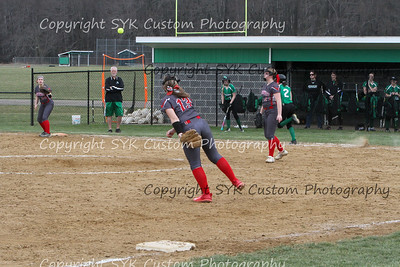 WBHS Softball vs Northwest 2-15