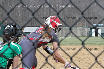 WBHS Softball vs Northwest 2-76