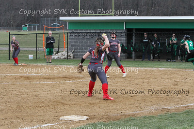 WBHS Softball vs Northwest 2-13