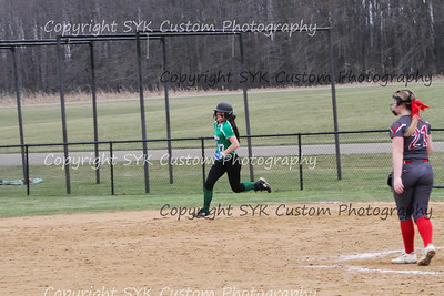 WBHS Softball vs Northwest 2-27