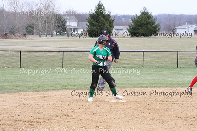 WBHS Softball vs Northwest 2-17