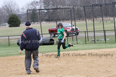 WBHS Softball vs Northwest 2-28