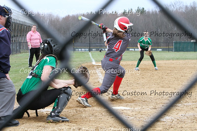 WBHS Softball vs Northwest 2-79