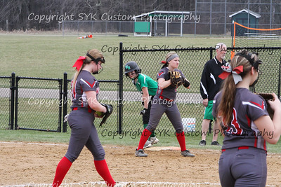 WBHS Softball vs Northwest 2-61