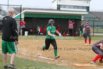 WBHS Softball vs Northwest 2-84