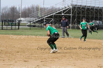 WBHS Softball vs Northwest 2-89