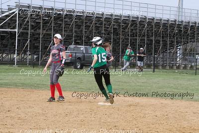 WBHS Softball vs Northwest 2-108