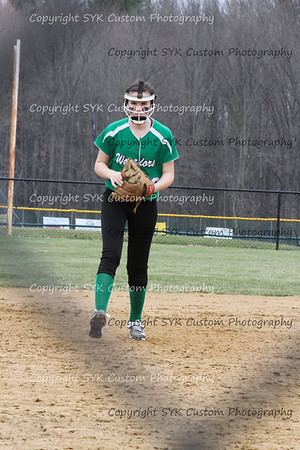 WBHS Softball vs Northwest 2-78