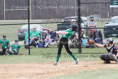 WBHS Softball vs Northwest 2-47