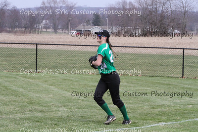 WBHS Softball vs Northwest 2-96